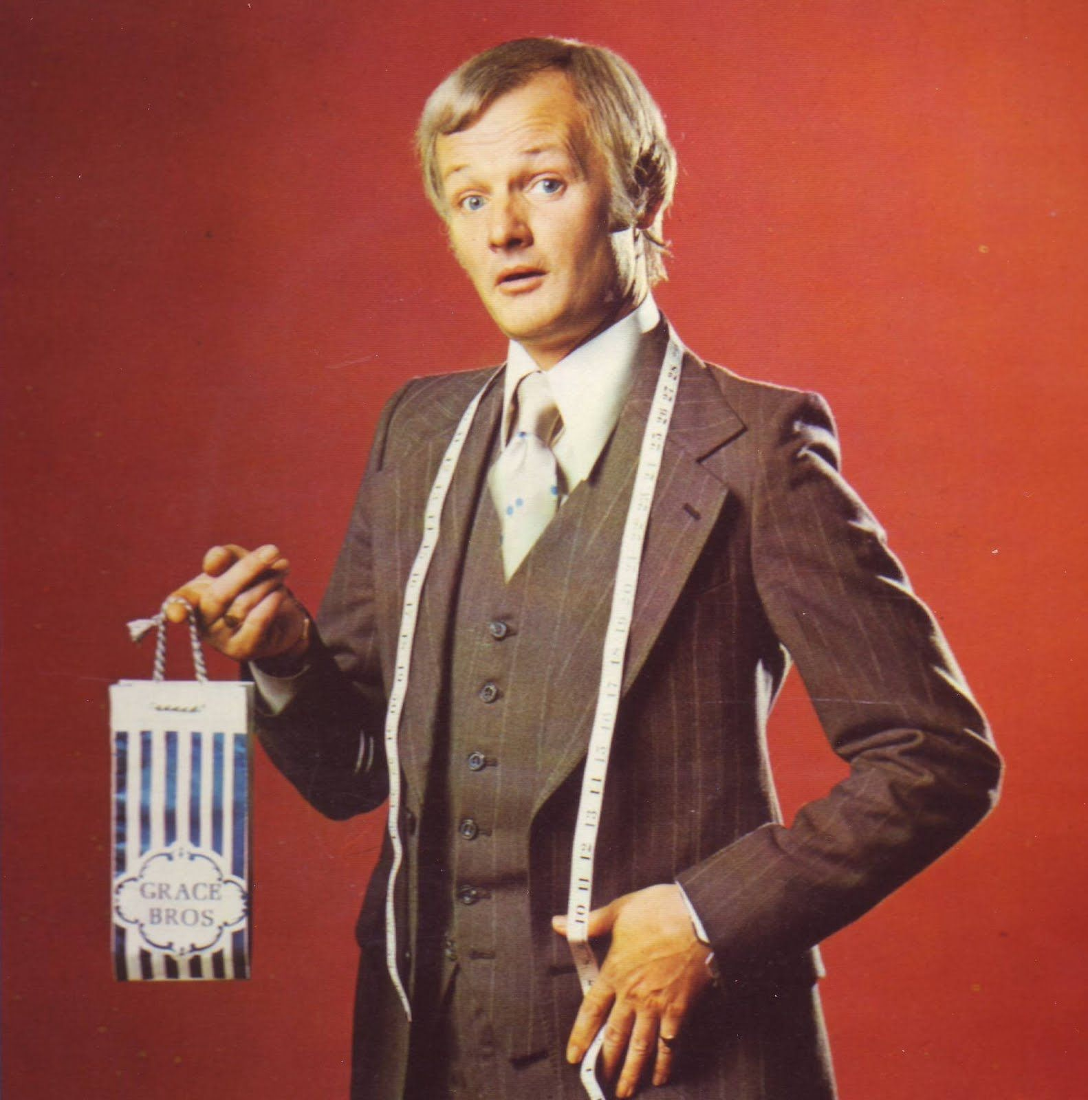 Mr. Wilberforce Claybourne Humphries from Are You Being Served?, Mr. Humphries, femme characters 13