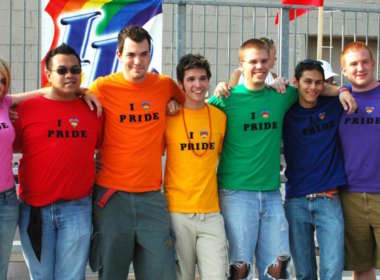 Azusa-Pacific gay college students