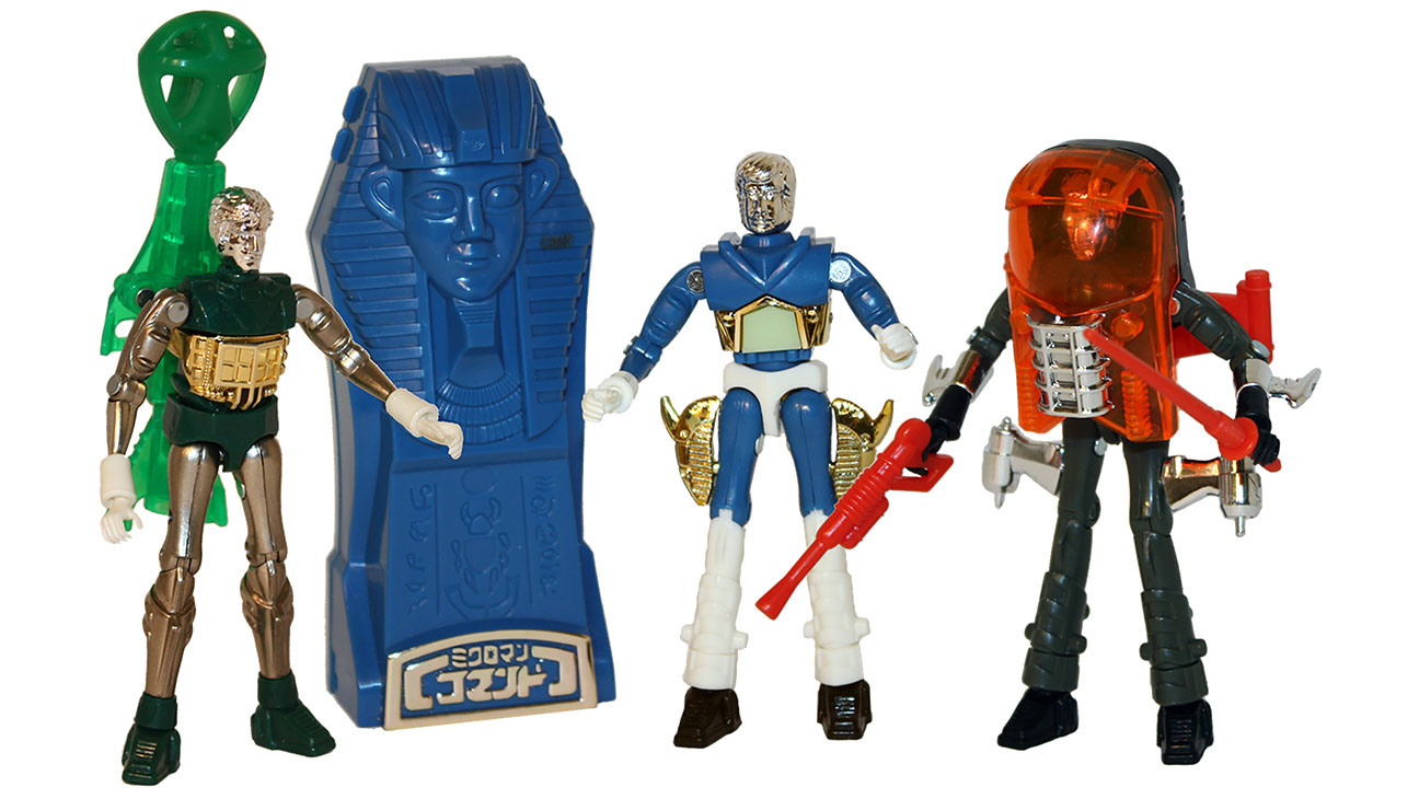 action figure micronauts
