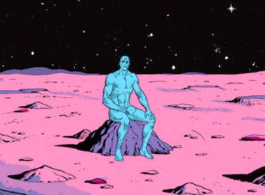 dr. manhattan's penis feat
