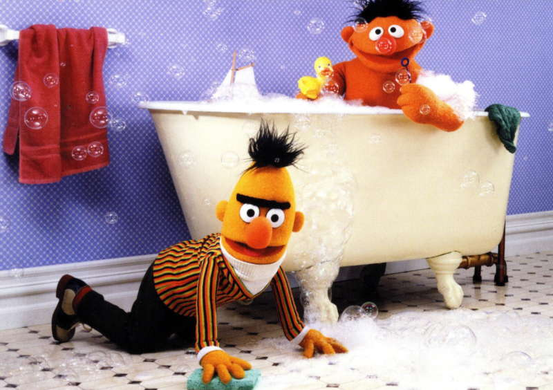 frank oz sesame street bert and ernie