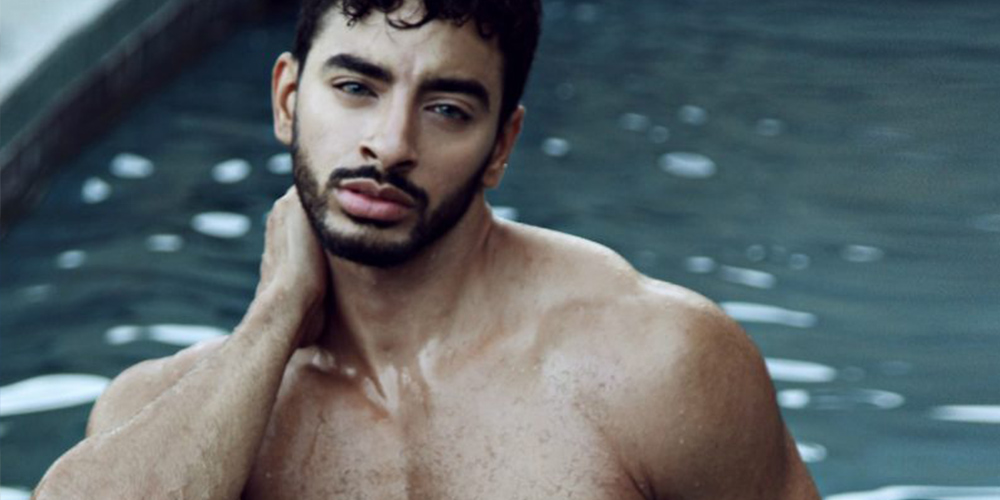 #ThisWeekInThirst: Laith Ashley and Gus Kenworthy Strip Down, Sexy Folsom Shots