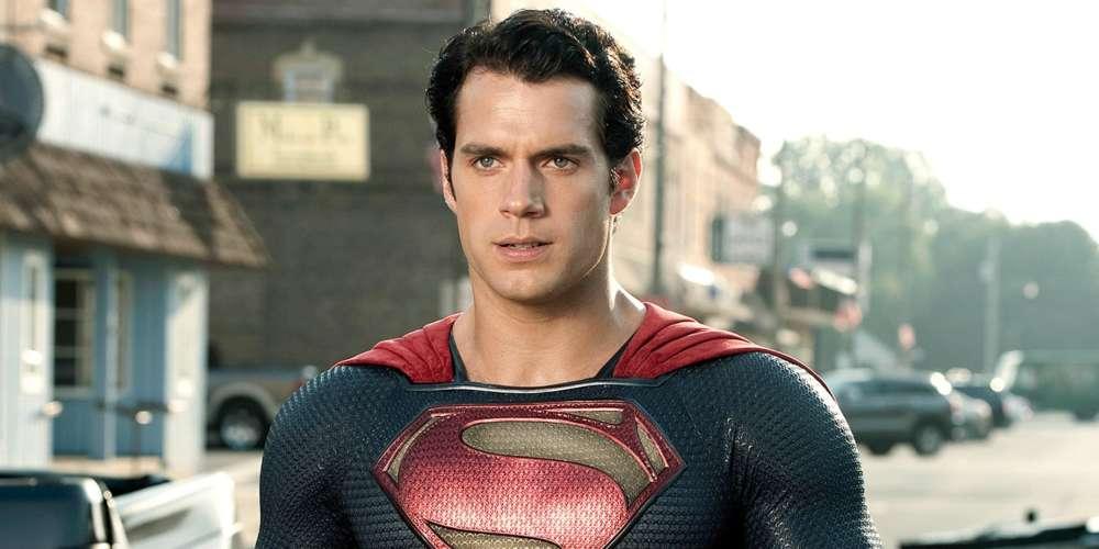 black superman cavill