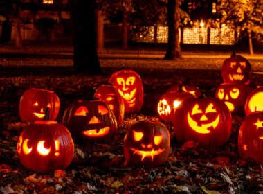 history of halloween teaser