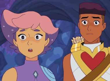 netflix she-ra teaser bow two gay dads