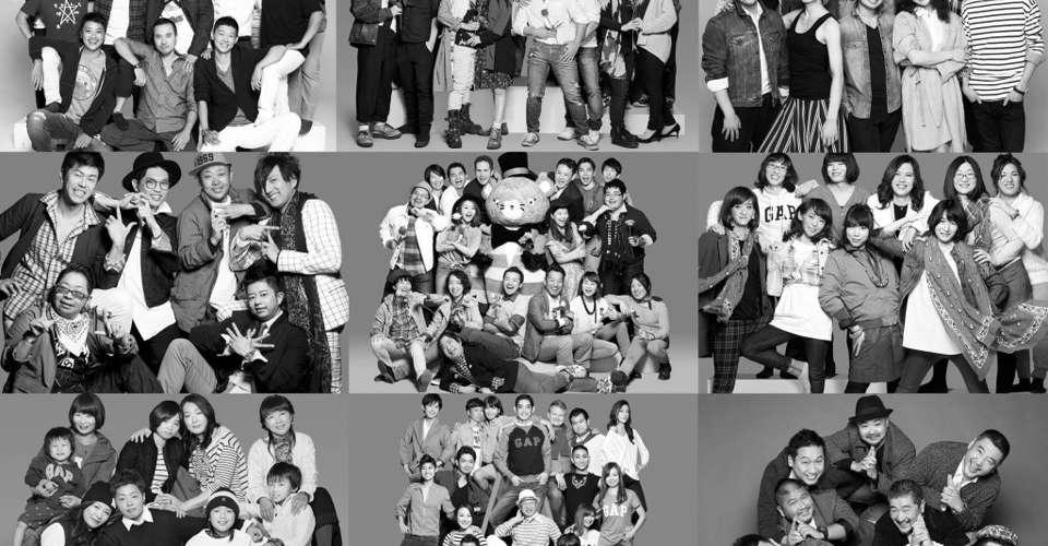 知名攝影師Leslie Kee首度來台拍攝Out in Taiwan 遊行前夕百位LGBTQ網紅素人齊現身