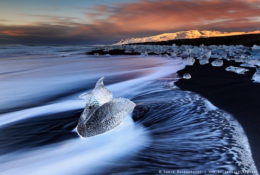 iceland reasons diamond beach