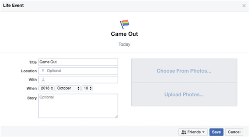 new facebook feature coming out
