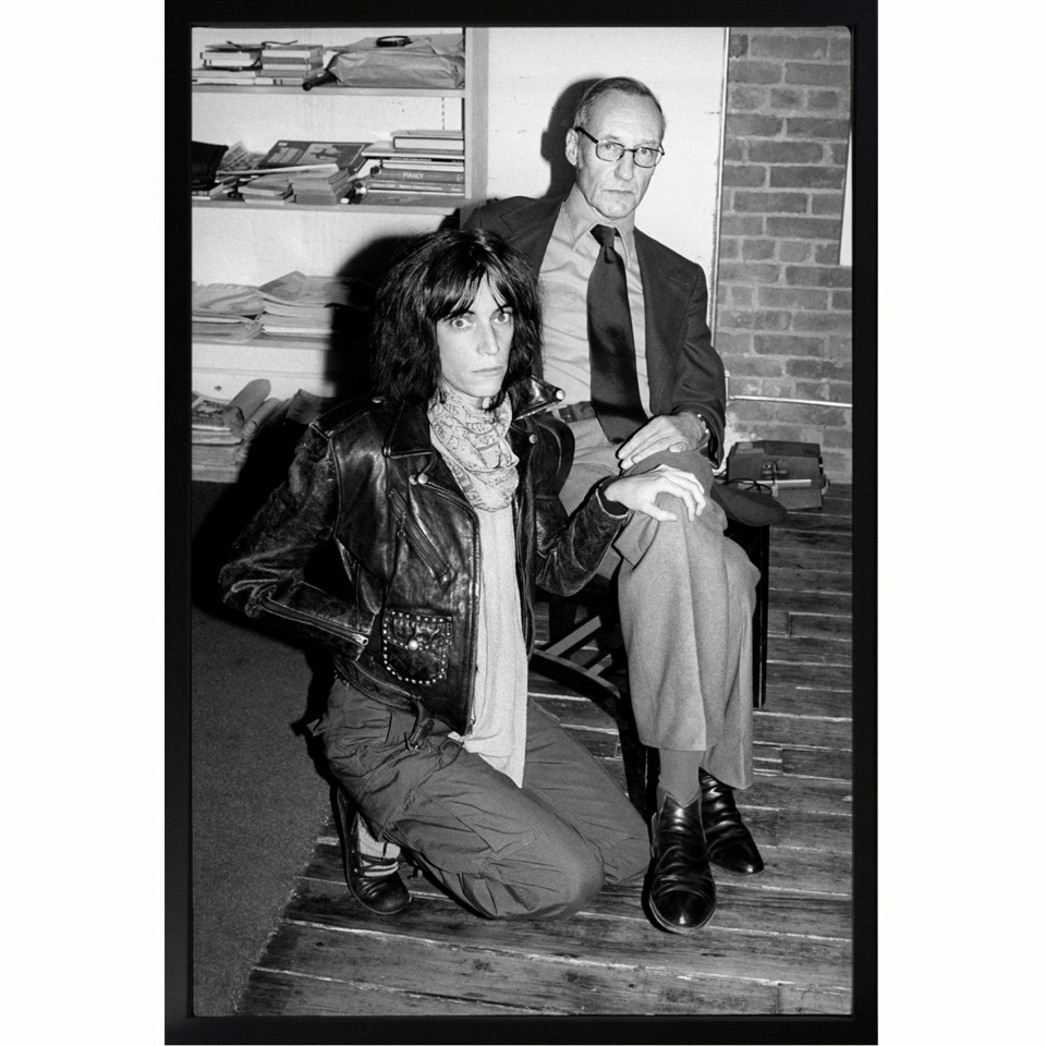 queer punk burroughs smith