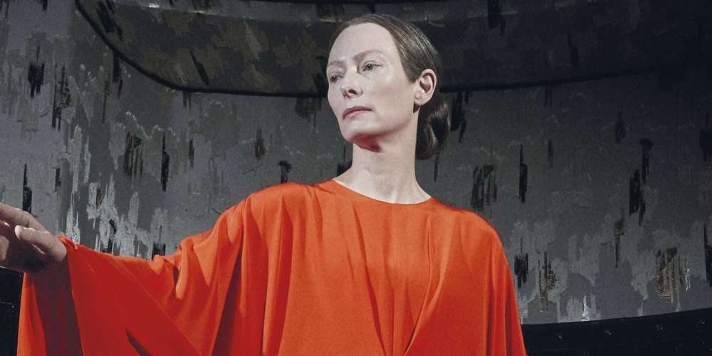 Tilda Swinton Wore a Fake Penis for Her 'Secret' (But Totally Obvious) Role in 'Suspiria'