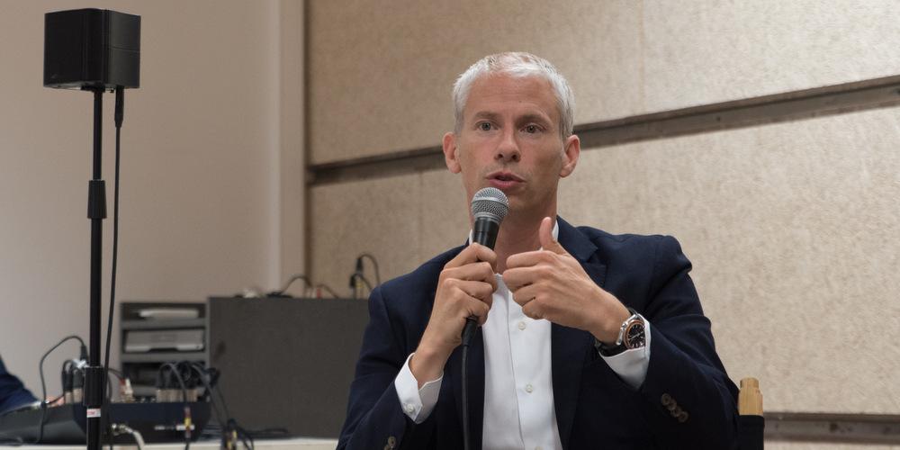 Franck Riester, un ministre de la culture ouvertement gay