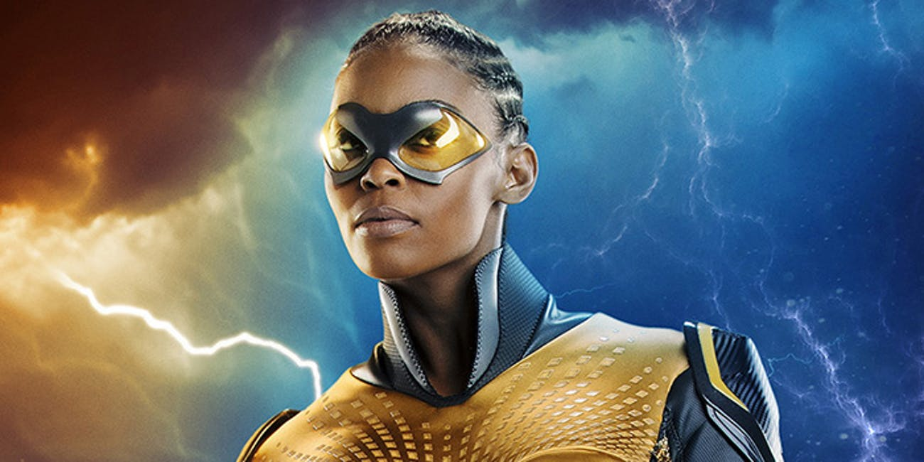 fall tv lgbtq characters thunder
