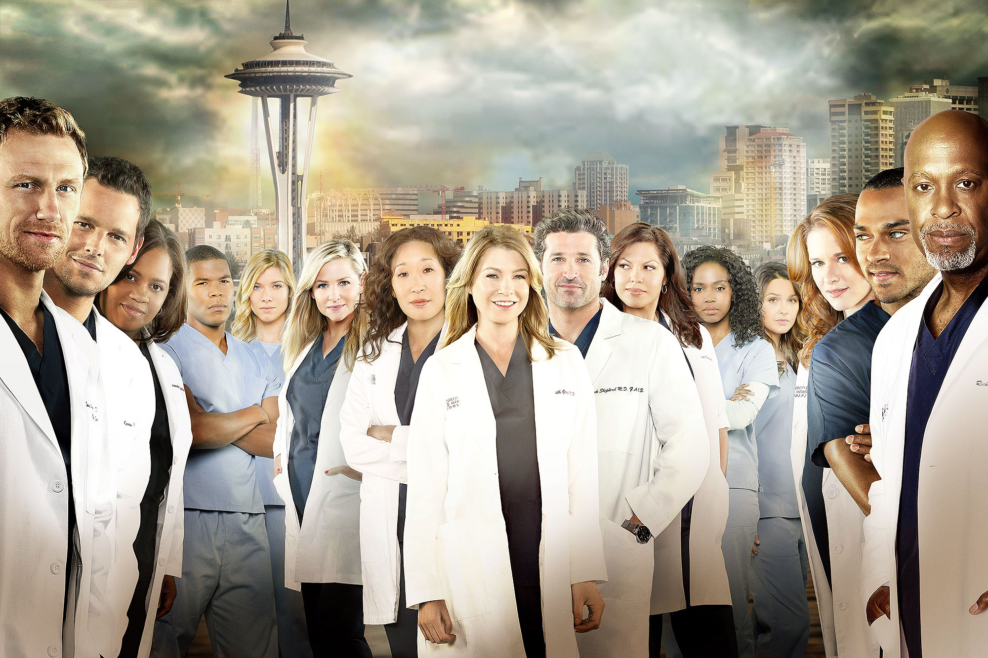 fall tv lgbtq characters grey's anatomy cast