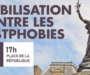 SOS homophobie et l'Inter-LGBT appellent à manifester contre les LGBT-Phobies