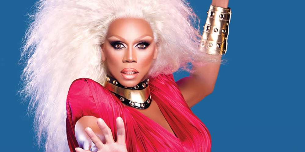 RuPaul's New Book 'GuRu' Is Here, a How-To Guide for Living One's Truth