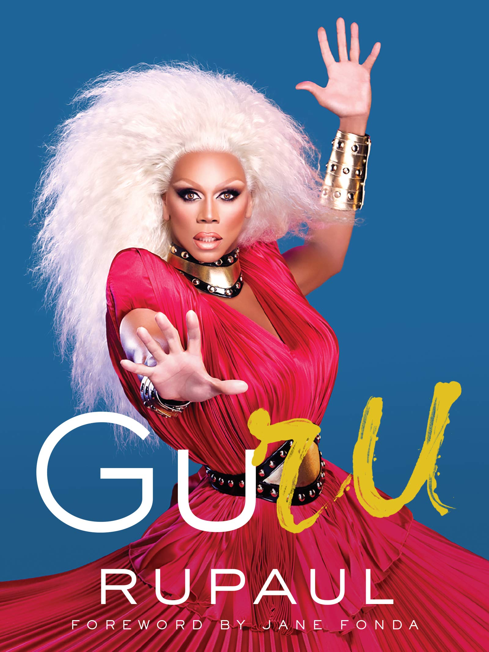 new rupaul book guru cover