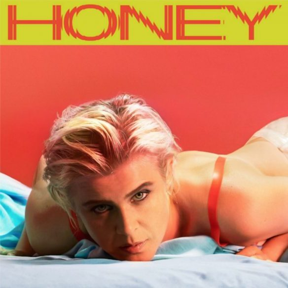 new robyn album honey cover