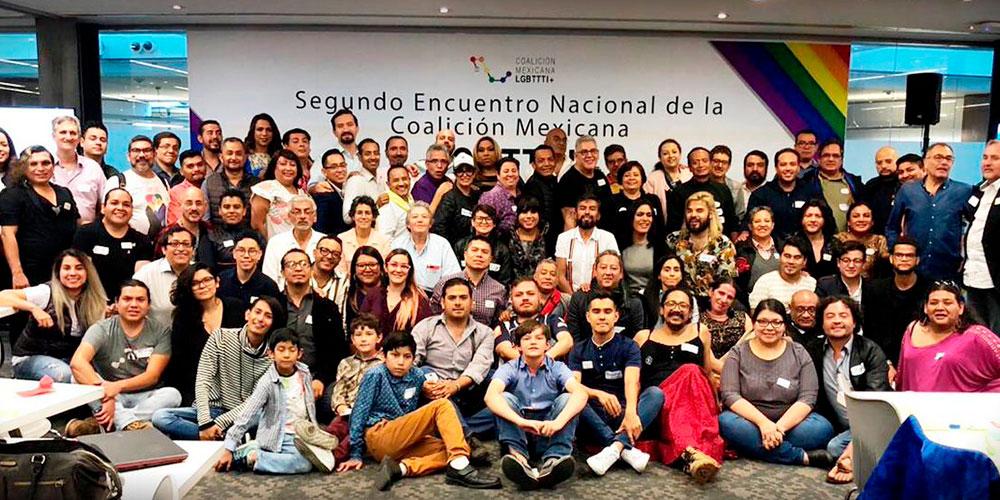 Coalición Mexicana LGBTTTI Lleva a Cabo su Segunda Reunión ; Buscan Inclusión y Defensa de Derechos