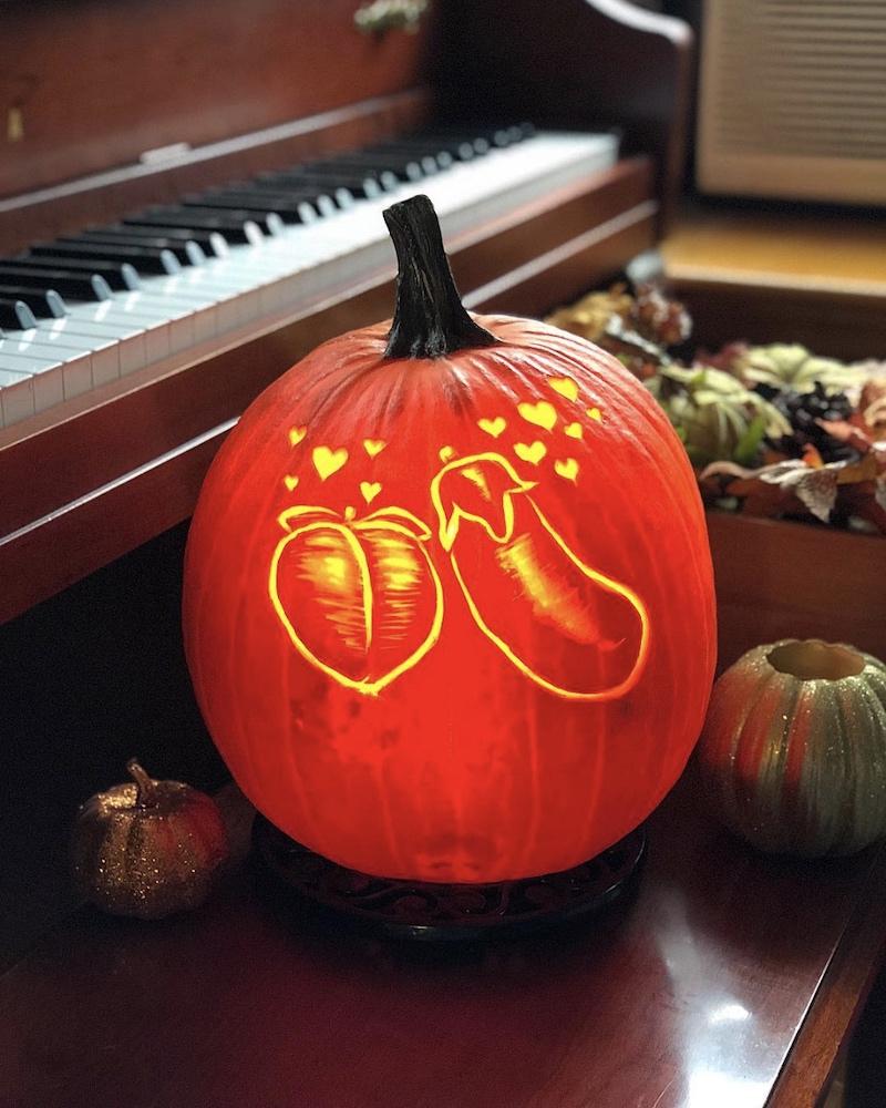 brent heuser pumpkin carver 4