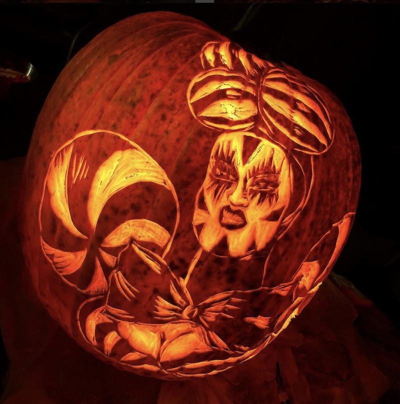 brent heuser pumpkin carver 5