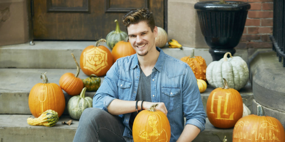 This Master Pumpkin Carver Is Behind Some of Our Favorite Gay Halloween Creations