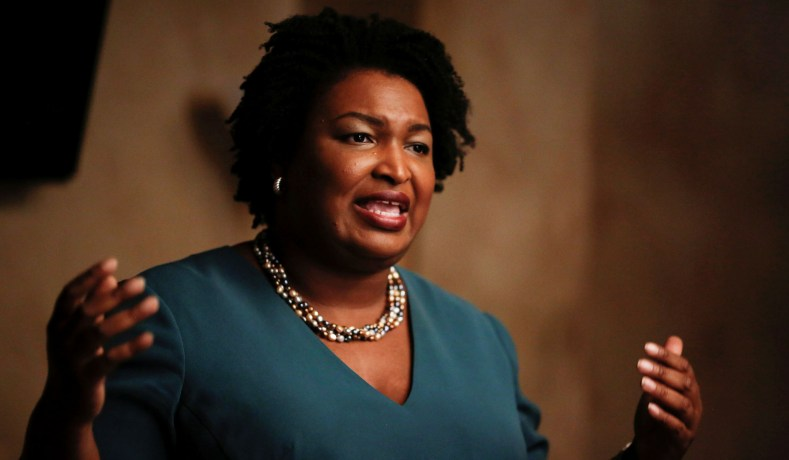 midterm elections stacey abrams