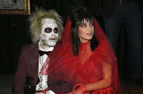 the weeknd bella hadid celebrity halloween costumes teaser
