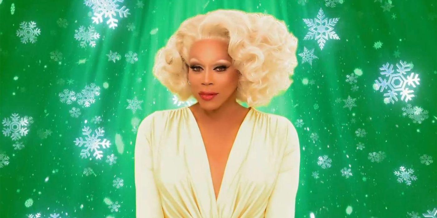 drag race christmas special teaser