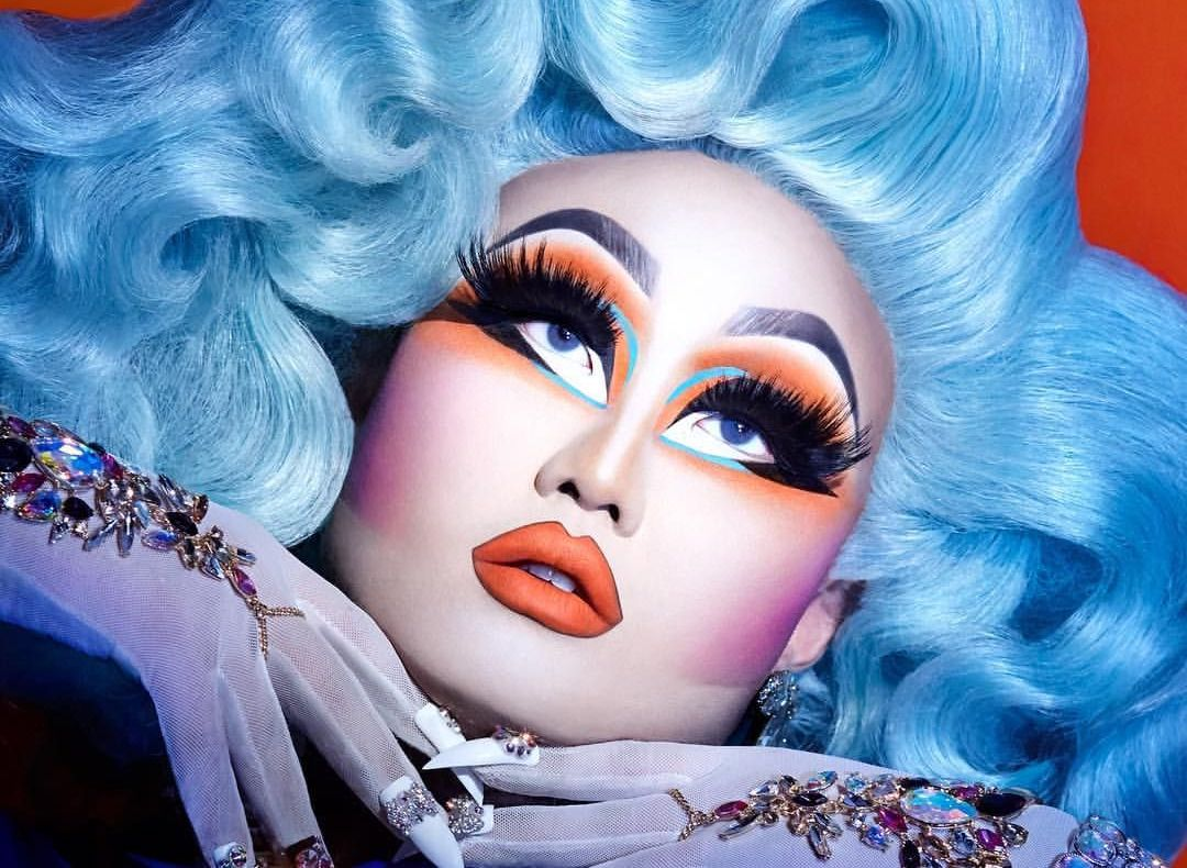 drag race christmas special kim chi