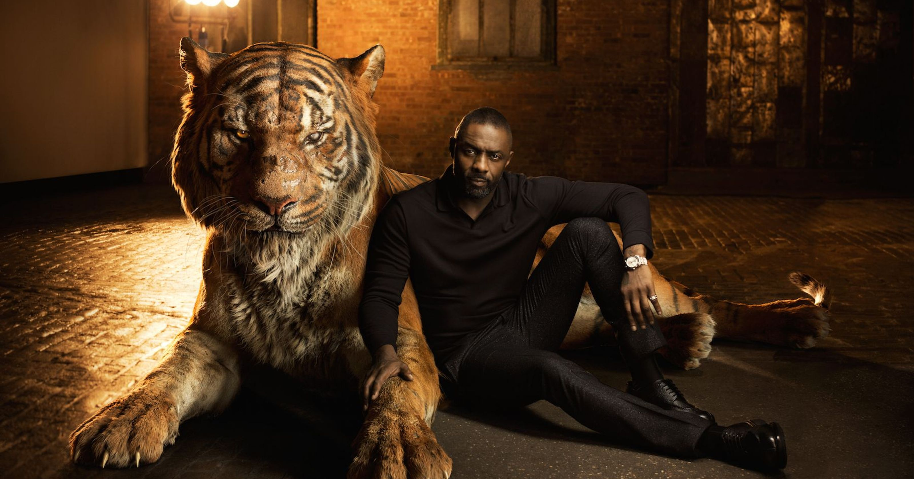 idris elba jungle book