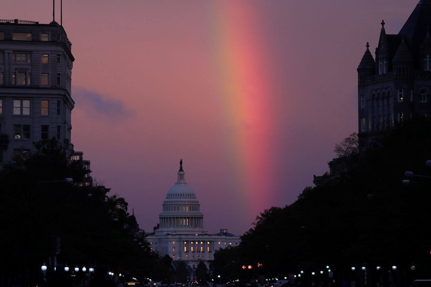 lgbt wins white house rainbow