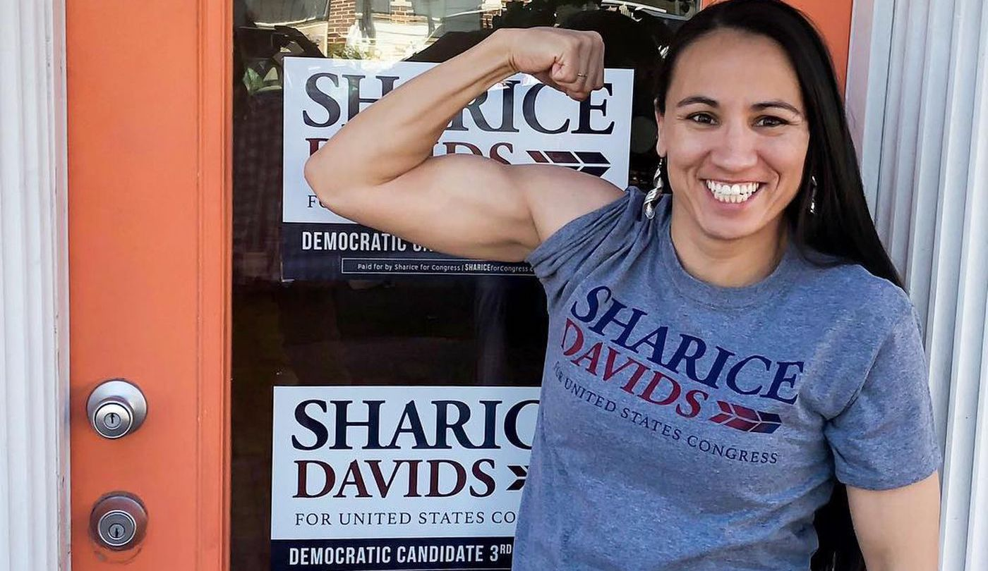 lgbt wins sharice davids