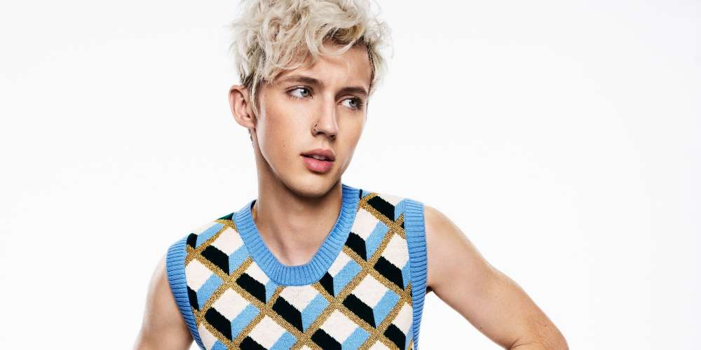 Does Pop Star Troye Sivan Have the Thirstiest Fans Ever? (Video)