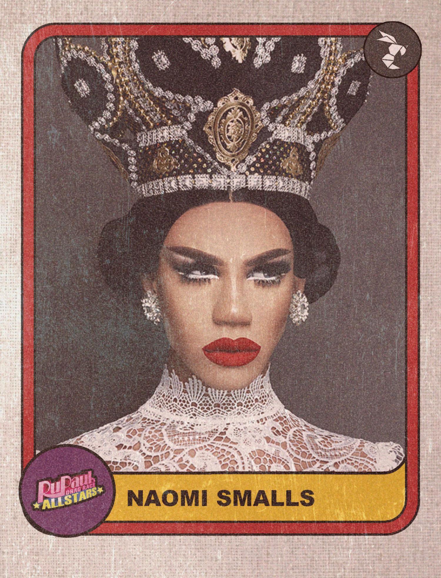 all stars 4 naomi smalls