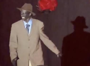 blackface drag king teaser