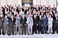 nazi salute prom photo teaser