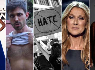 hate crime surge celine dion arrested teaser