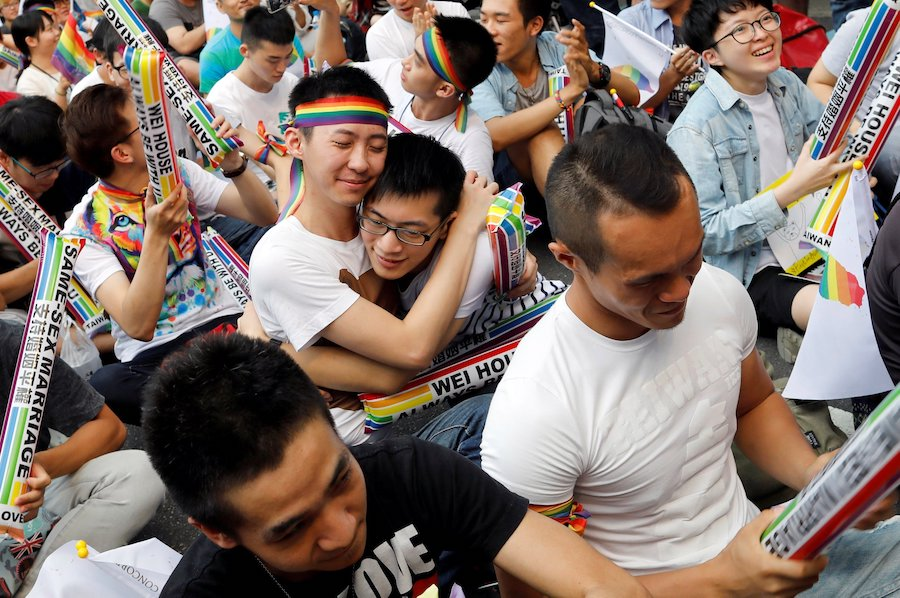 taiwan gay marriage 2