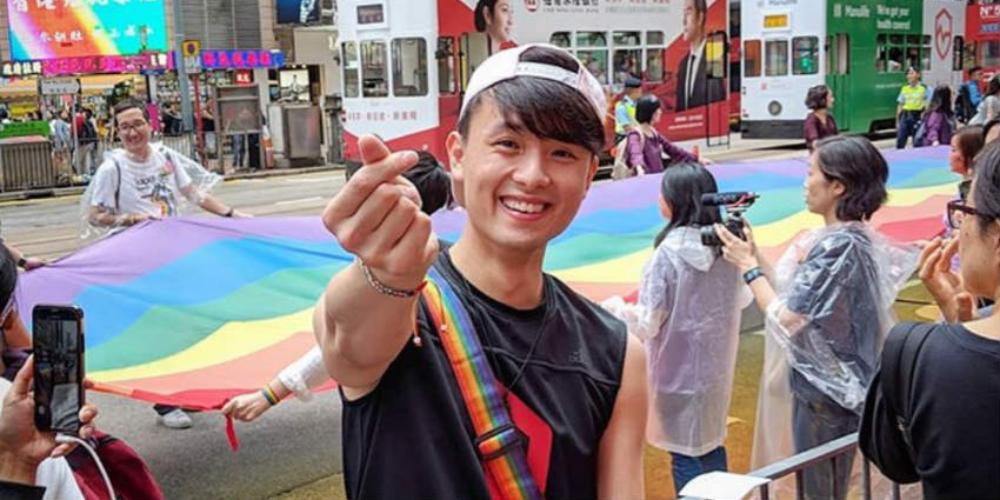 Trabalhadores LGBTI imigrantes saem em busca por direitos em Hong Kong