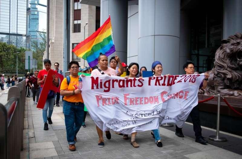 Trabalhadores LGBTI imigrantes