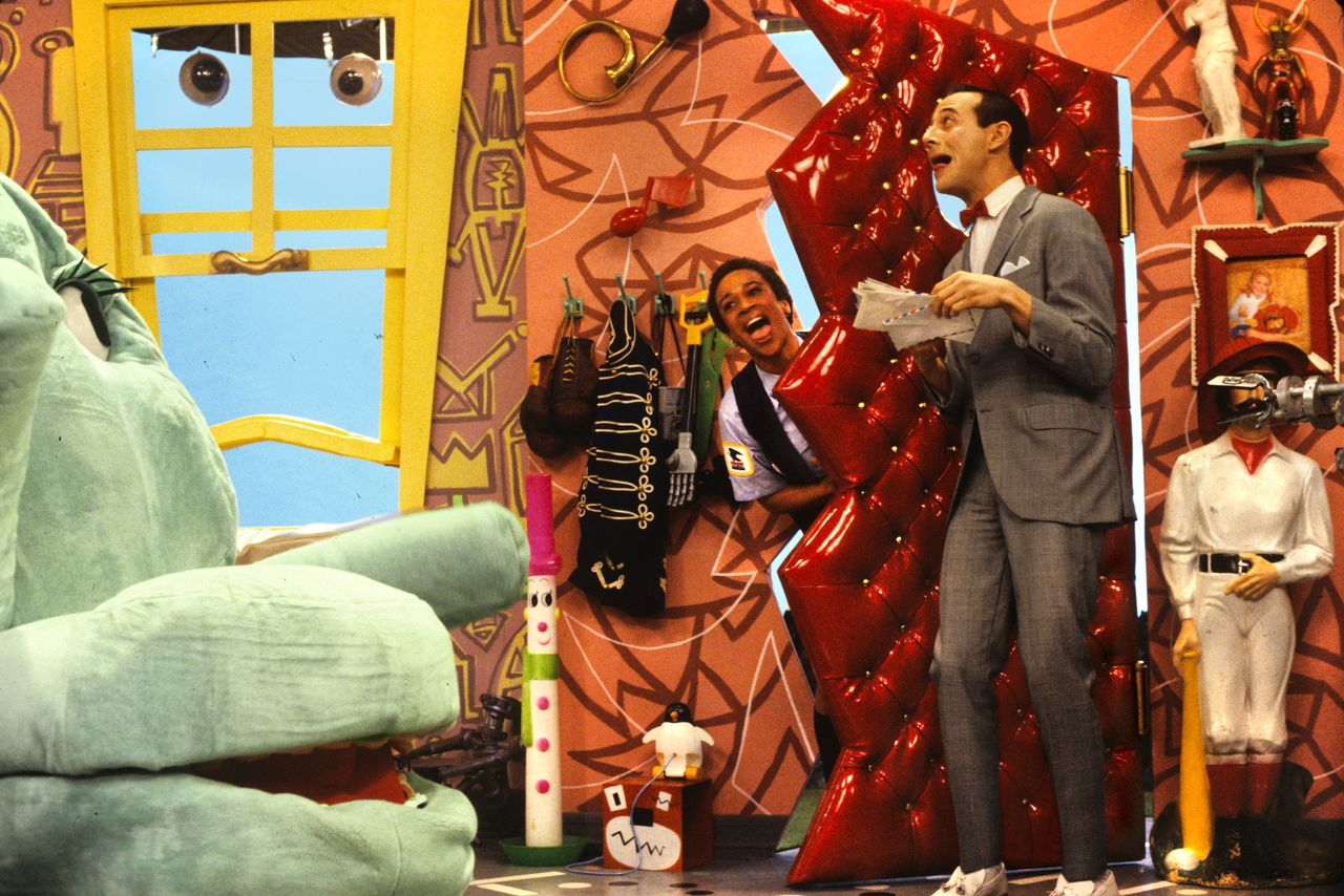 pee-wee's playhouse saturday morning TV 3