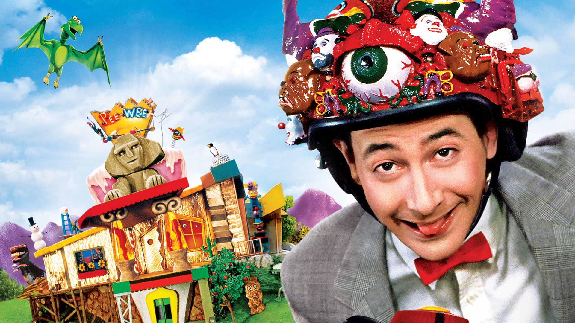 pee-wee's playhouse saturday morning TV 2