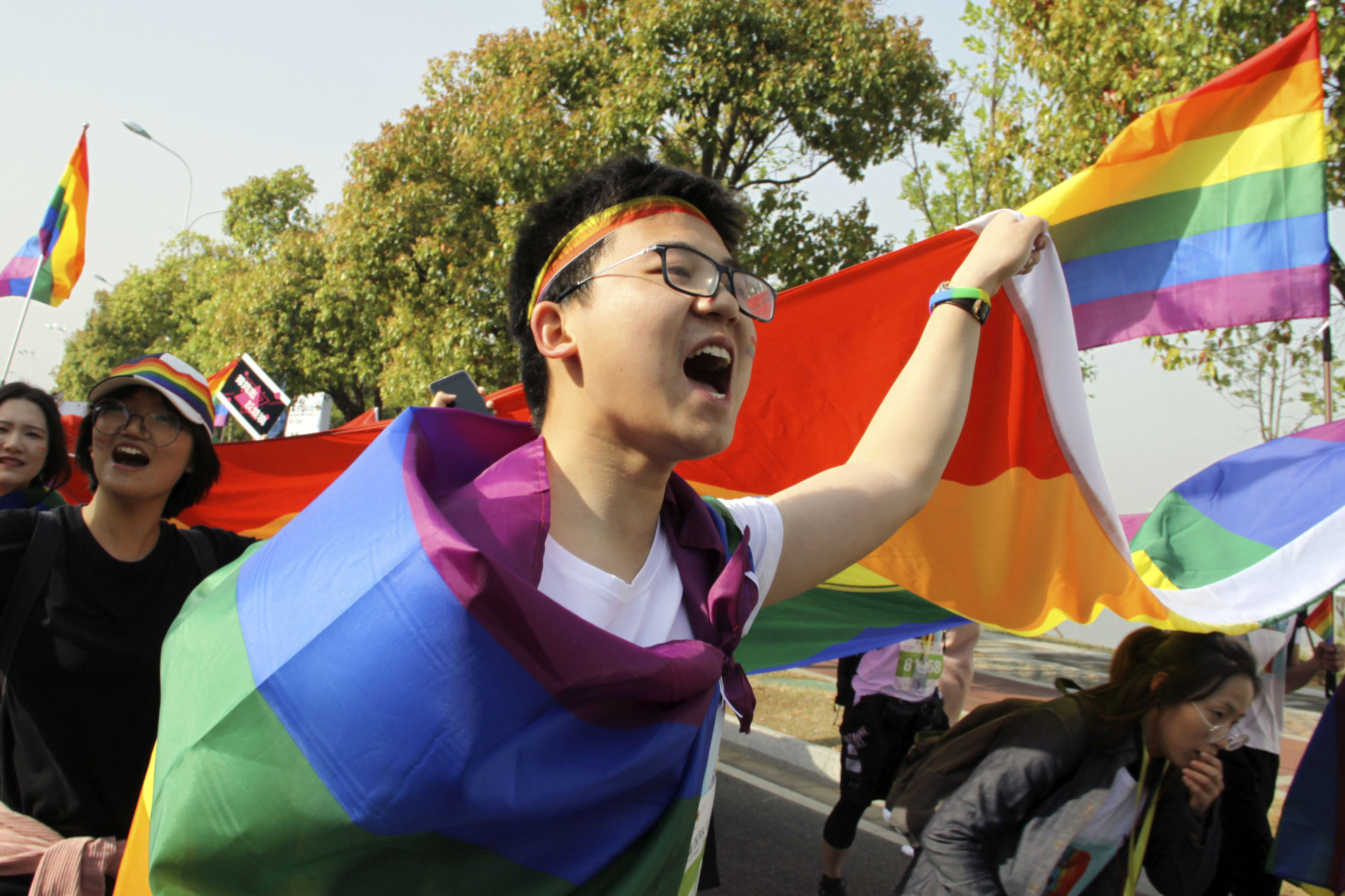 chinese novelist gay sex novel 2