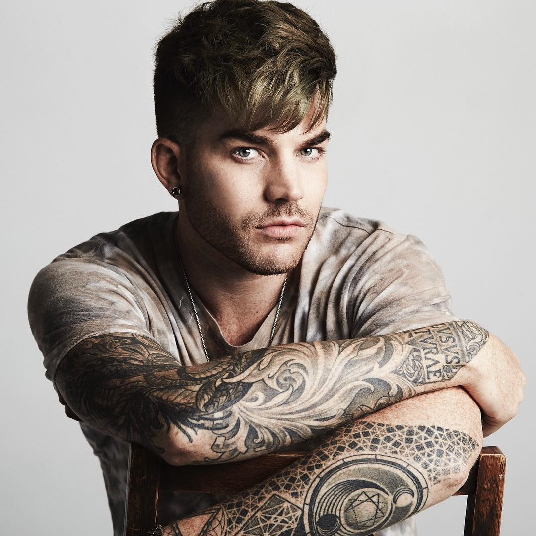 new adam lambert album 7