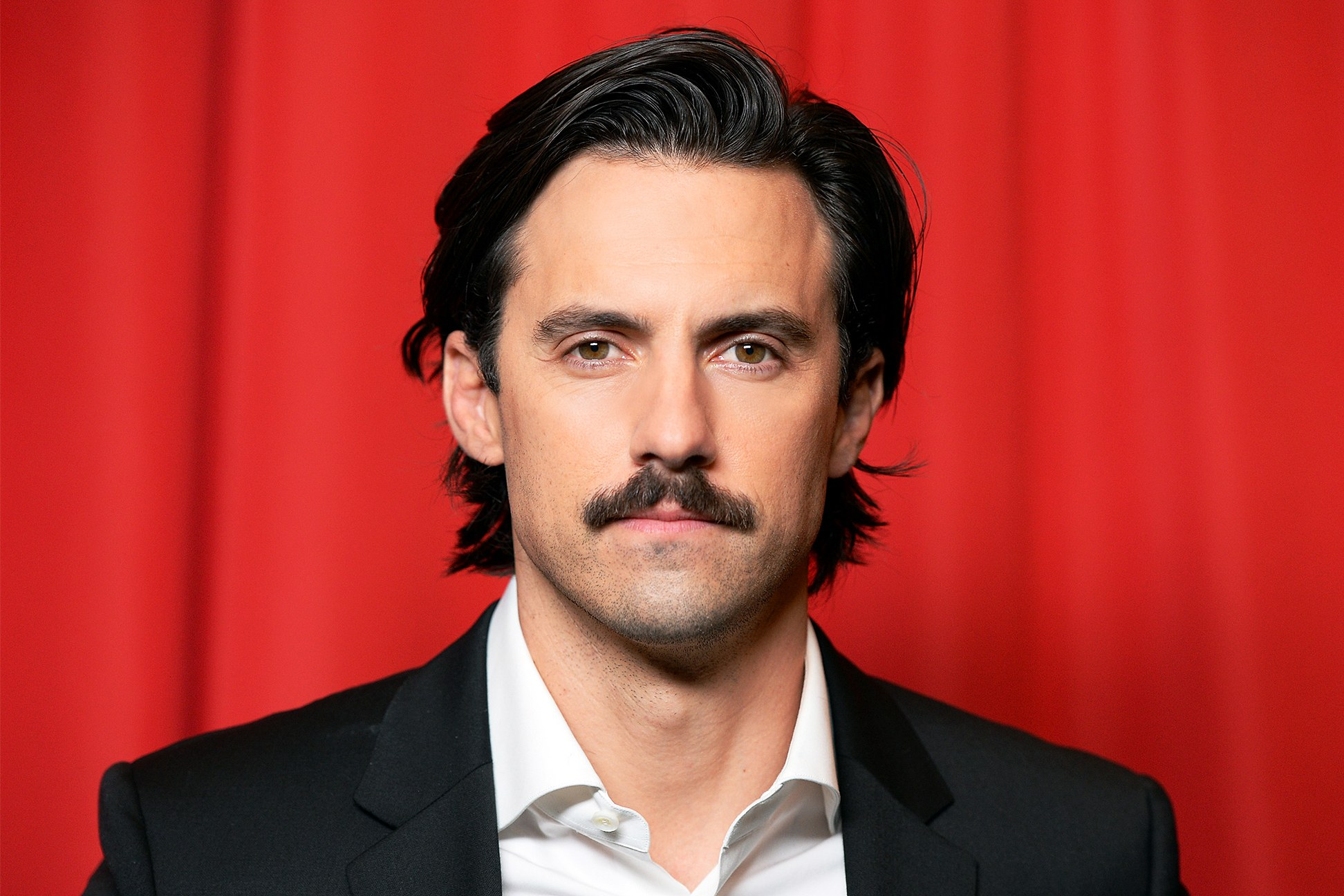 bearded celebrities milo ventimiglia