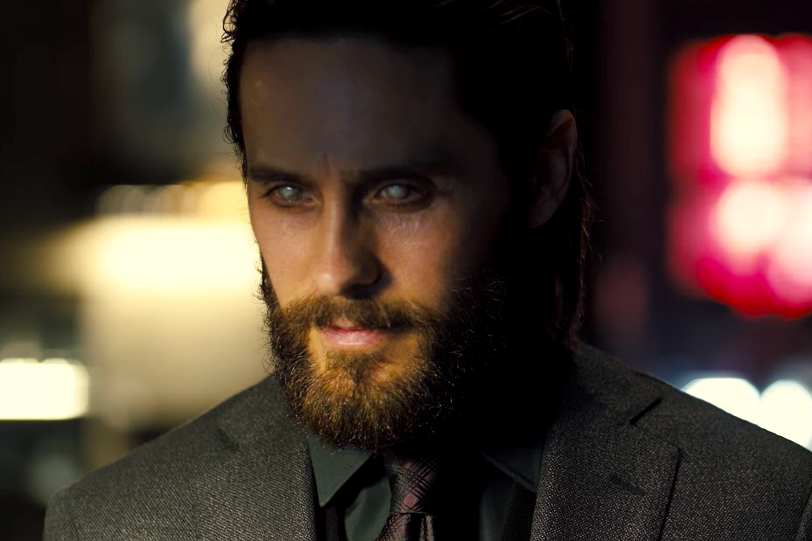 bearded celebrities jared leto