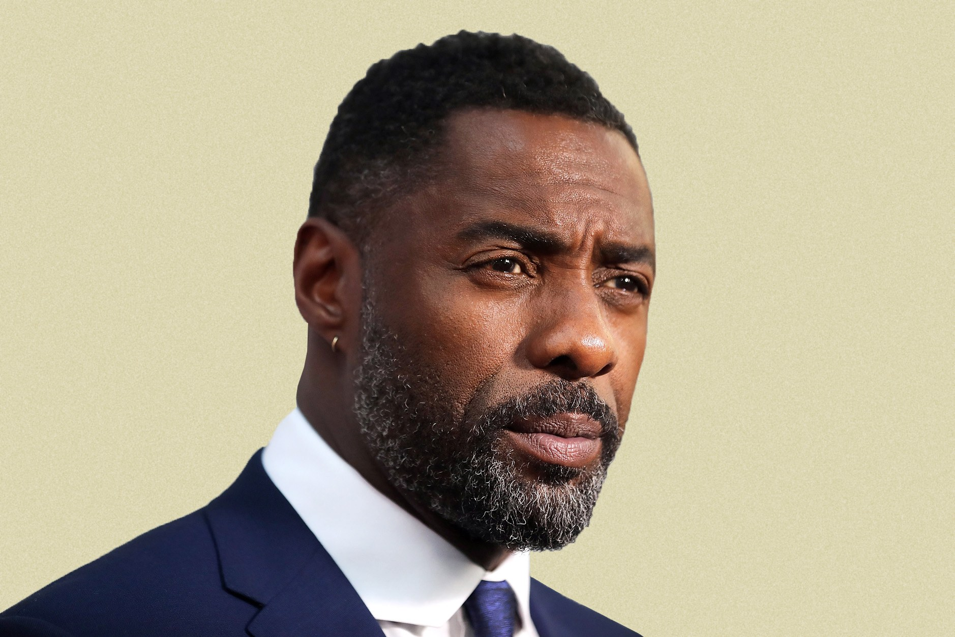bearded celebrities idris elba