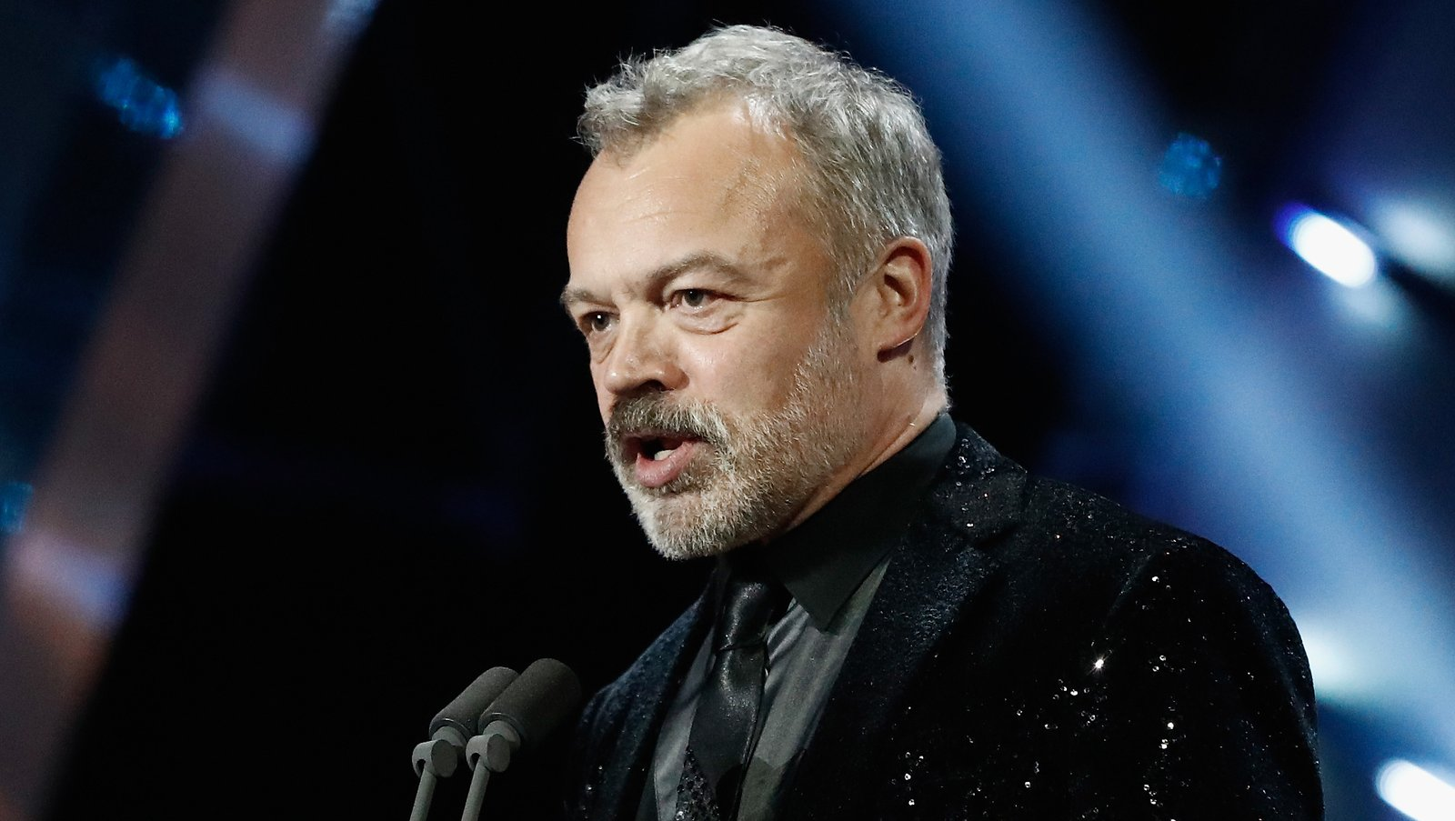 bearded celebrities graham norton