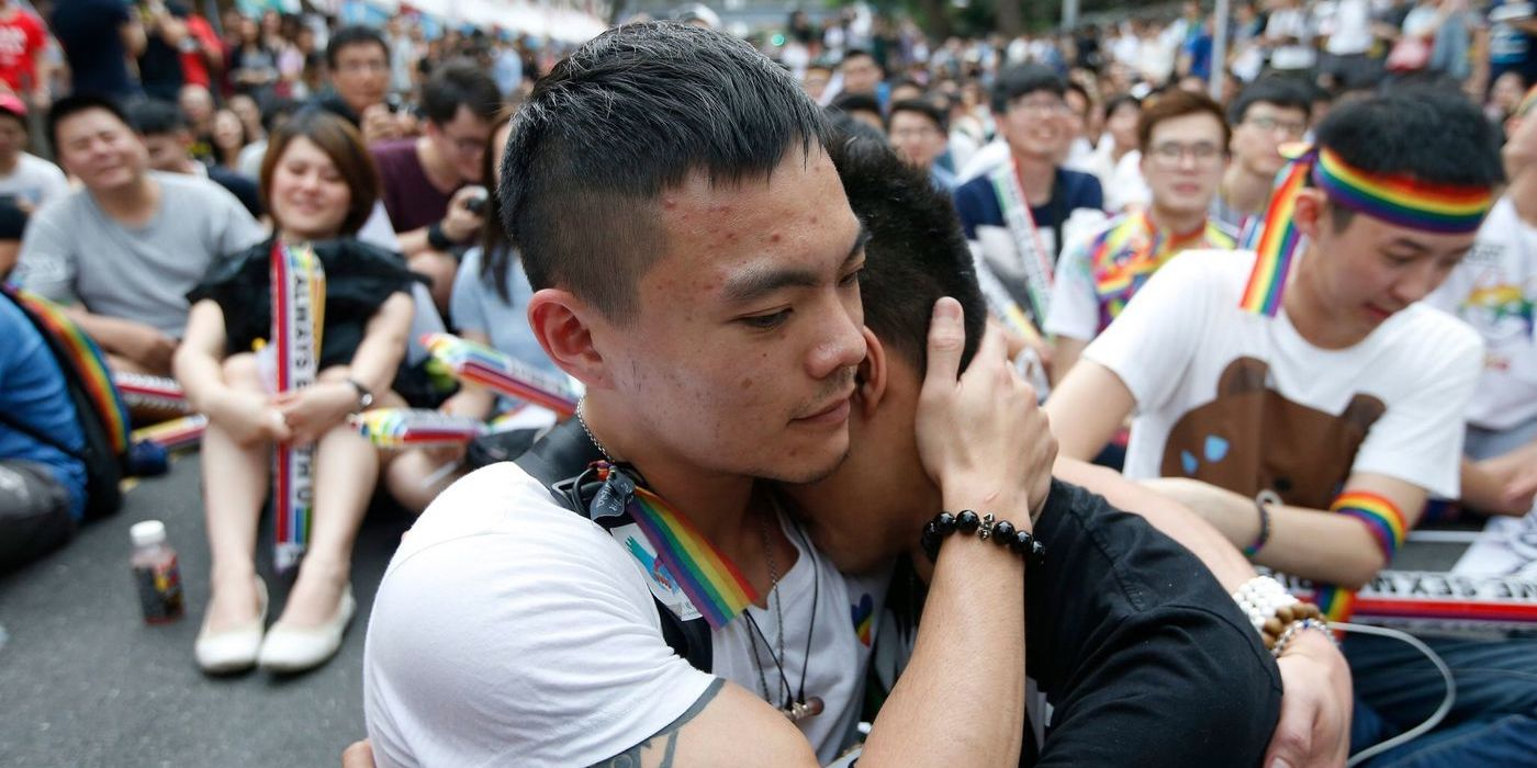 taiwan election gay marriage teaser