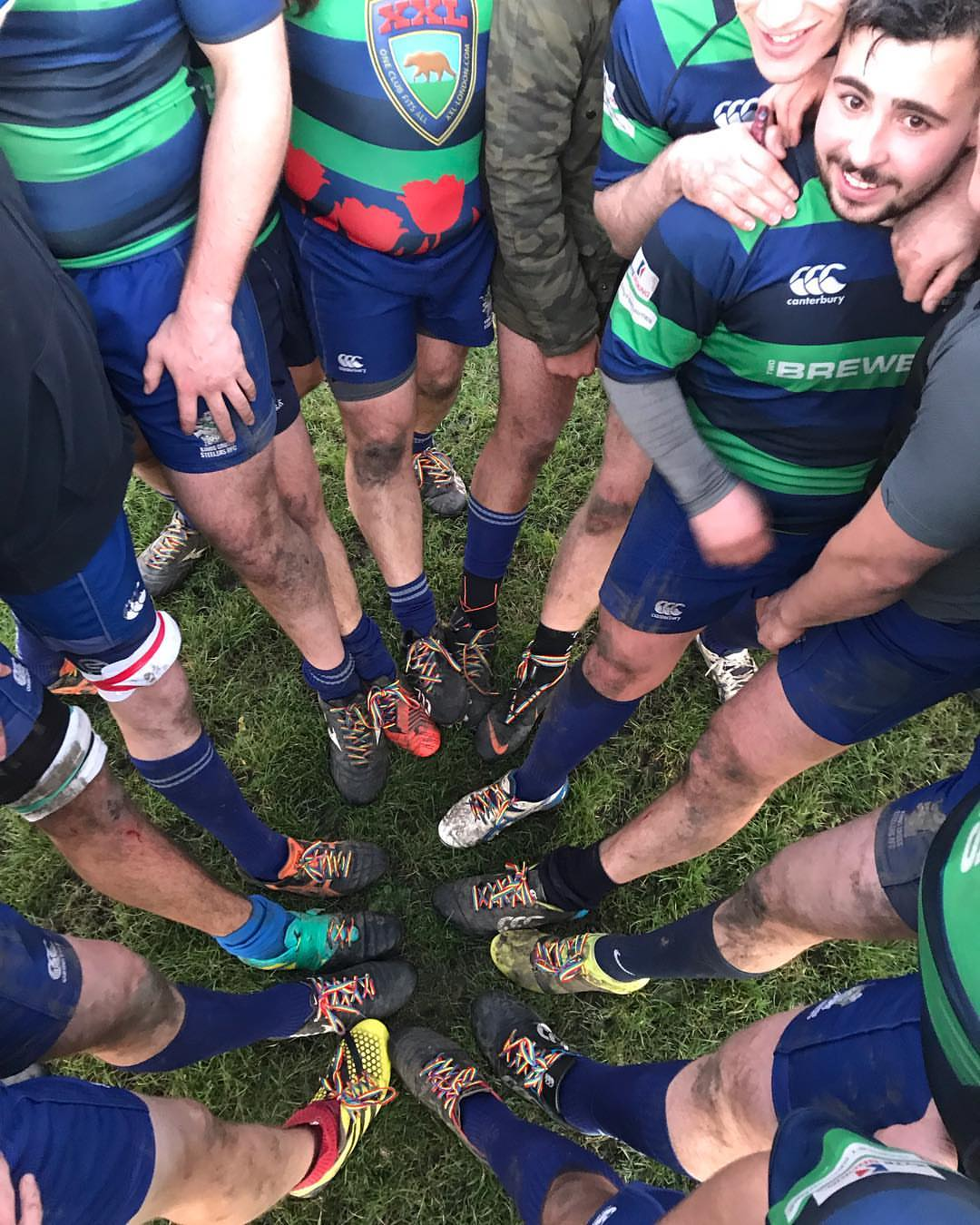 kings cross steelers gay rugby team rainbow laces